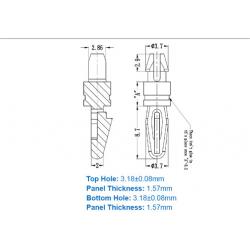 Befestigungstechnik für Leiterplatten