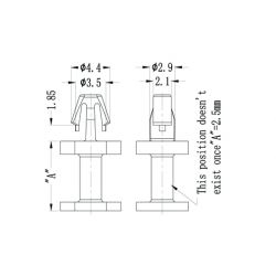 Locking Circuit Board Support