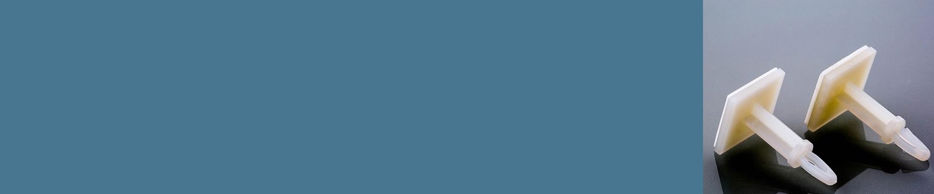 ✓ Abstandshalter mit Klebeboden -  ✓ selbstklebend ★