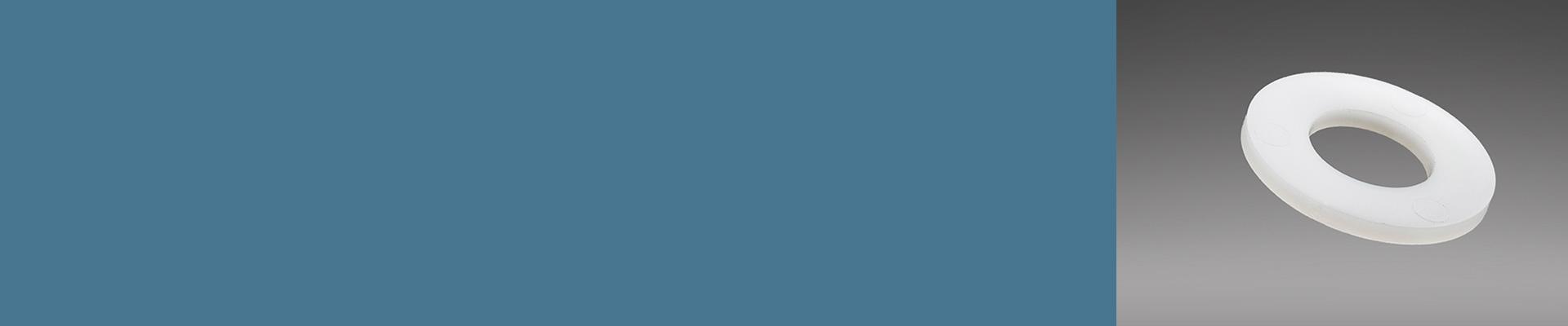Isolier- Unterlegscheiben & Isolierbuchsen Kunststoff ★